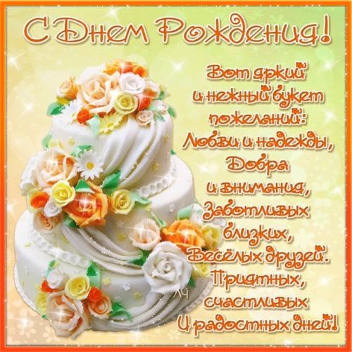 Православные и христианские поздравления с днем рождения