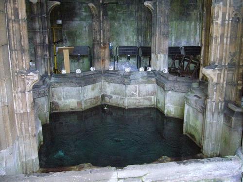 источник Святого Элиана в Уэльсе