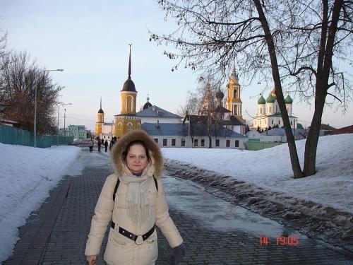православные знакомства надежда рушник
