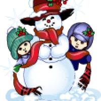 Зимние анимашки смайлы. Обсуждение на LiveInternet - Российский Сервис Онлайн-Дневников